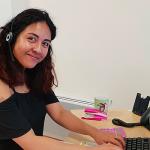 Rencontre avec Nina, consultante au sein de l'agence Fidérim Albertville